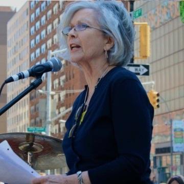 Jan. 25 Show: Joanne Naughton, Ex Cop & Drug Legalization Advocate