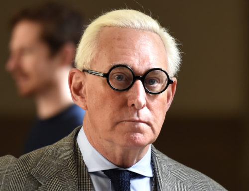 Oct 2 Show: Roger Stone, Trump Insider & Political Operative