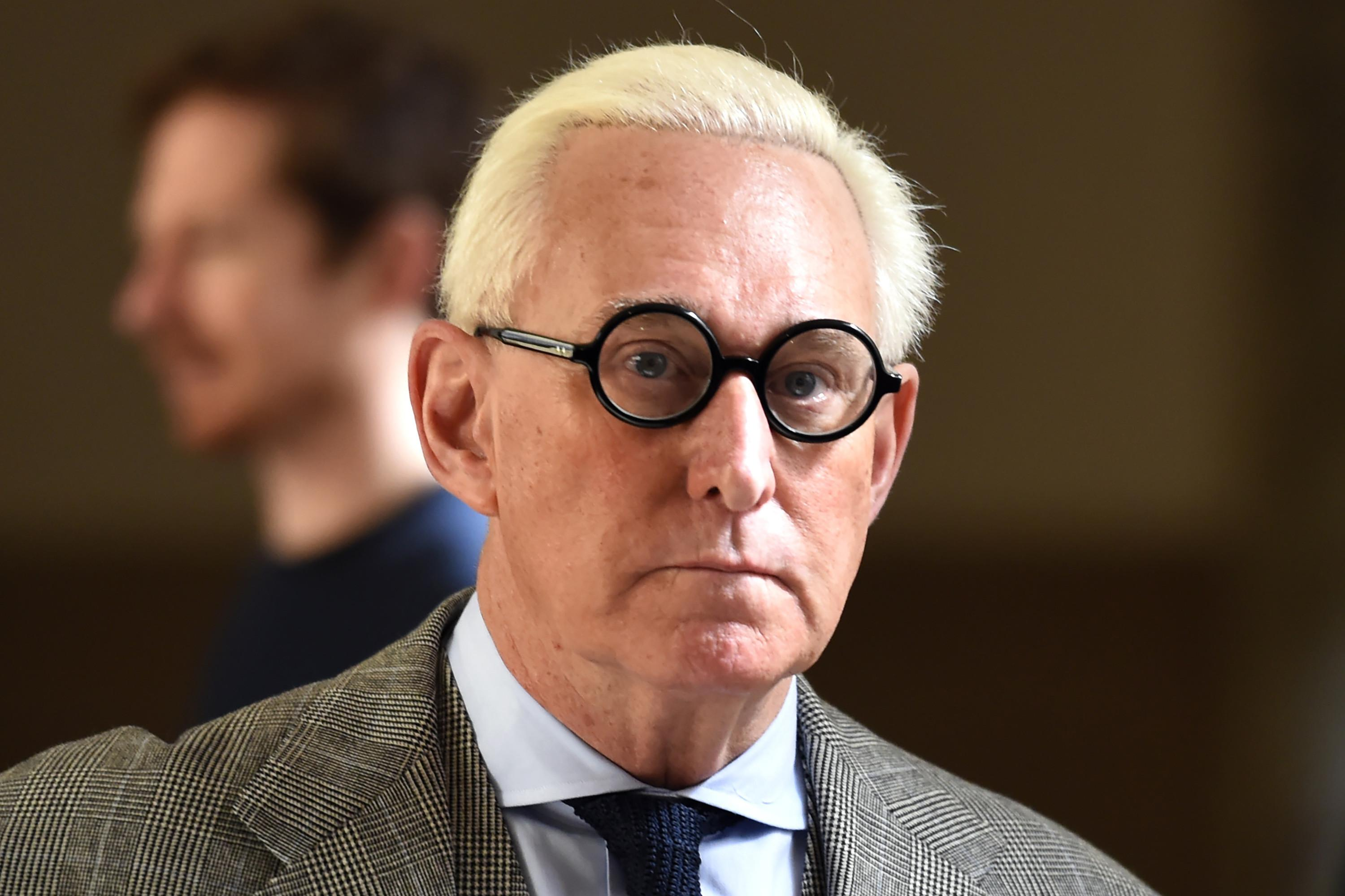 July 31 Show: Roger Stone, Trump Insider & Political Operative